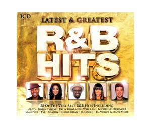 R&B HITS-LATEST & GREATEST / VARIOUS (UK)