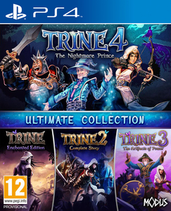 Trine: Ultimate Collection - PS4