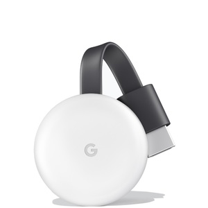 Google Chromecast 3 Chalk [3rd Gen]