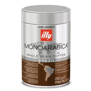 Illy Coffee Beans Brazil 250g