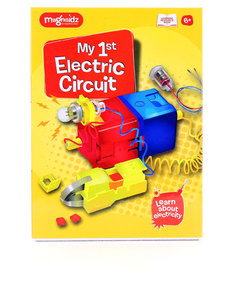 Keycraft Magnoidz My 1st Electrical Circuit Science Kit