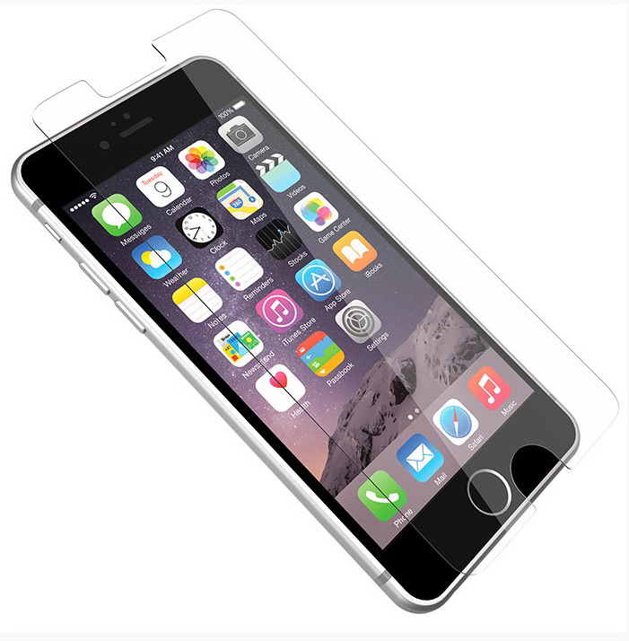 Otterbox Alpha Glass Clear Screen Protector For iPhone 6 Plus