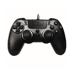 Steelplay Metaltech Wired Controller Black for PS4