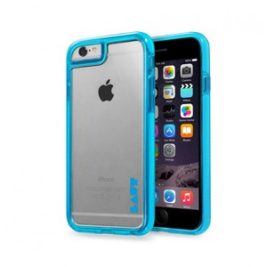 Laut Fluro Case Blue iPhone 6