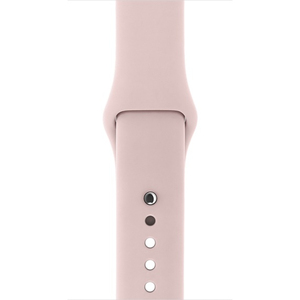 Apple Watch Sport Band Pink Sand 38mm