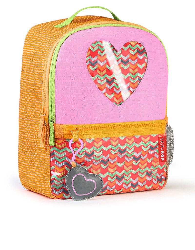 Backpacks Bags Stationery Virgin Megastore Herschel Heritage Backpack Abu Skip Hop Forget Me Not Heart Kids Lunch Bag
