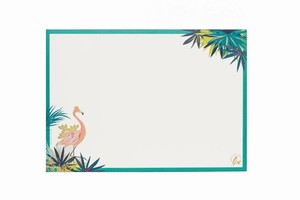 Sara Miller Savannah Desk Pad Notepad