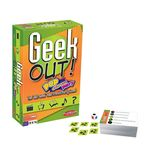 Geek Out Pop Culture Party Boardgame