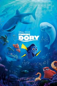 Finding Dory [3D Blu-Ray]