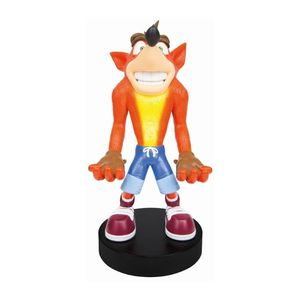 Exquisite Gaming Crash Bandicoot Cable Guy 8-Inch with 2M Cable for Gaming Controllers/Smartphones