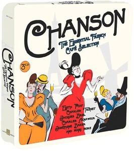 CHANSON-FRENCH CAFE SELECTION / VARIOUS (UK)
