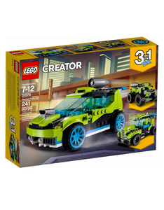 LEGO ROCKET RALLY CAR 31074
