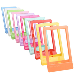 POLAROID MULTICOLOUR 2X3 PICTURE FRAMES [SET OF 10]