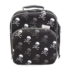 Bentology Insulated Lunch Tote Skulls
