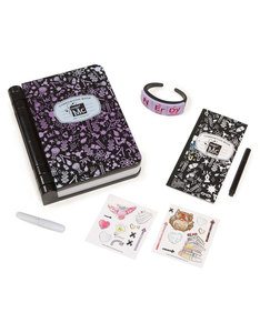 Project Mc2 A.D.I.S.N. Journal Spy Kit
