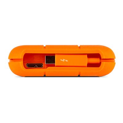 Lacie Rugged Raid 4tb Usb 3 0 Thunderbolt Hard Disk