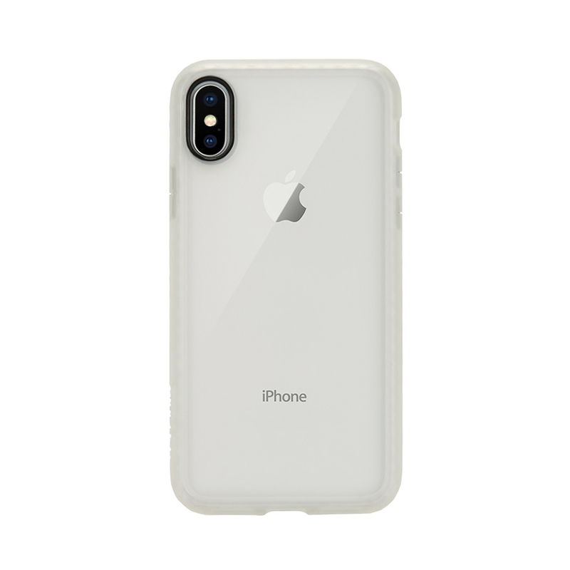 sale retailer a66dd 497b6 Incase Protective Lattice Cover Clear for iPhone X