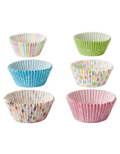 Wilton Easter Sweet Splatter Standard Baking Cups [Pack of 150]