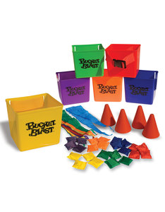 Eduk8 Bucket Blast Party Game Set