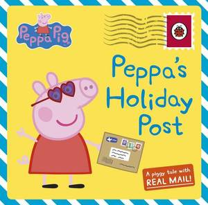 Peppa's Holiday Post