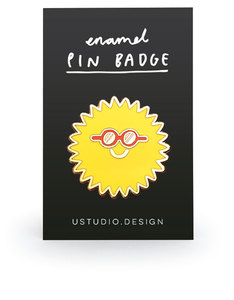 Ustudio Pin Badge Sunglasses
