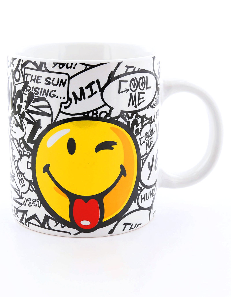 Waechtersbach Smiley Messages Mug 330ml   Mugs & Tumblers