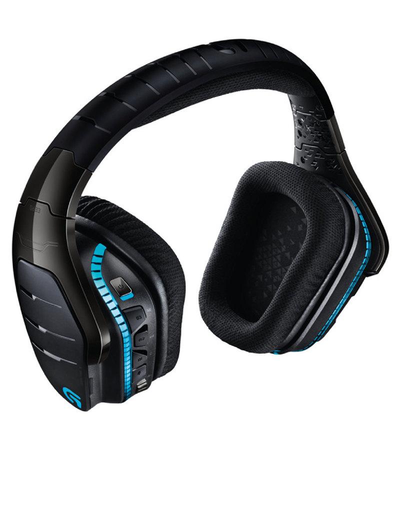 c04c9208f82 Logitech G 933 Artemis Spectrum Wireless 7.1 Surround Gaming Headset ...