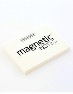 Magnetic Notes White S