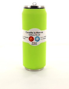 Yoko Soft Touch 500Ml Lime Travel Mug