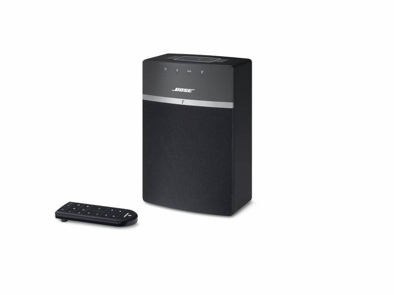 Bose SoundTouch 10 Wireless Speaker Black