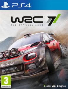 WRC 7: The Official Game [Pre-owned]
