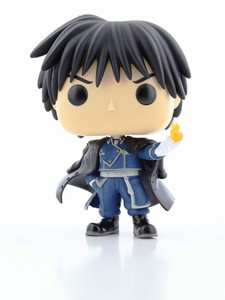 Funko Pop Full Metal Alchemist Colonel Mustang Vinyl Figure