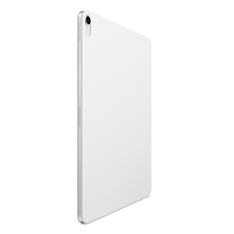 classic fit eac11 04eec Apple Smart Folio Case White for iPad Pro 12.9-Inch [3rd Gen]