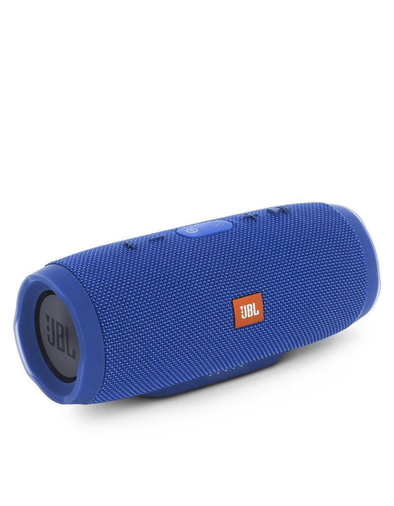Jbl Charge 3 Blue Bluetooth Speaker Speakers Docks Headphones Waterproof
