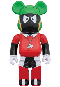 Bearbrick Looney Tunes Marvin the Martian 1000 Percent Figure