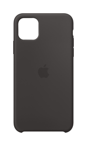 Apple Silicone Case Black for iPhone 11 Pro Max