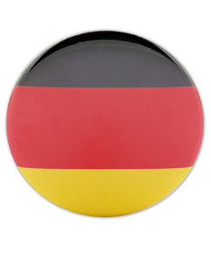 I Want It Now Germany Fridge Magnet