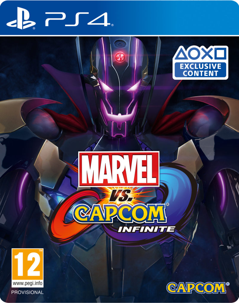 marvel vs. capcom: infinite | games | ps4 | gaming | virgin megastore