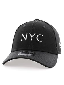New Era Essential Men's Cap Black/White
