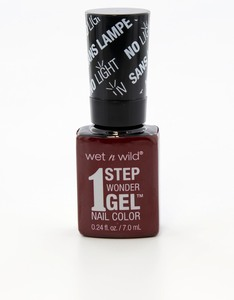 Wet N Wild Gel Nail Color Left Marooned