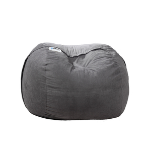 Ariika Duo Sac Grey Sabia Bean Bag