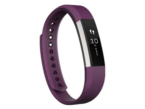 Fitbit Alta Plum Large Fitness Wrist Band