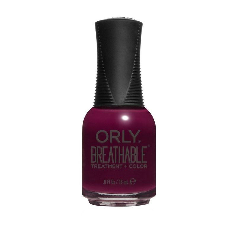 Orly Breathable Nail Treatment + Color the Antidote 18ml