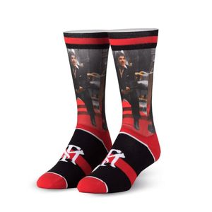 Odd Sox Scarface Say Hello Men's Socks [Size 6-13]
