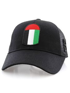 B360 B Proud Uae Unisex Cap Black