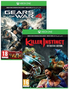 Gears Of War 4 + Killer Instinct: Definitive Edition [Bundle]