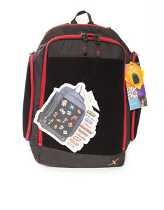 N2X Tech Pack Red Backpack