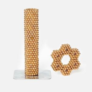 Speks 512 Gold Magnetic Balls