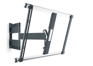 Vogel'S Thin 545 Extrathin Full-Motion Tv Wall Mount Black 40-65""