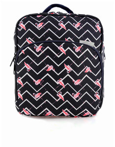 Bentology Flamingo Insulated Lunch Tote